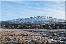 NN6462 : Moorland south of the Allt Ruighe nan Saorach by William Starkey
