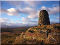 NY4500 : Williamson's Monument on High Knott, Hugill Fell by Karl and Ali