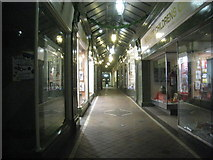 SK7953 : The Arcade, Newark on Trent by Jonathan Thacker