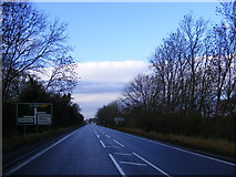 TL2460 : A428 Cambridge Road by Adrian Cable