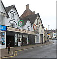 SO5710 : Kaplan's Cafe and Restaurant, Coleford by Jaggery