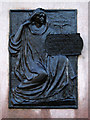 NS6068 : James Reid Memorial, Springburn Park by Thomas Nugent