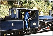 SH6441 : 'Linda' at Tan-y-bwlch by M J Richardson