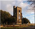 NZ2557 : Parish Church of St Andrew, Lamesley by wfmillar