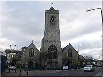 TQ2772 : Church of Holy Trinity, Upper Tooting (2) by David Anstiss