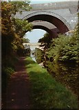 SJ9001 : Oxley viaducts by John Winder