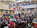 NZ2464 : Eldon Square, Silver Ukulele Players Christma Concert by Les Hull