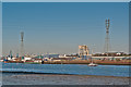 TM1641 : Across to Greenwich Wharf by Ian Capper
