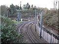 TQ3465 : London Tramlink: Sandilands Junction by Nigel Cox