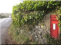 SX5076 : Postbox near Harford Bridge by Derek Harper