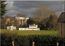 SX9063 : Pavilion, Torquay Seafront Recreation Ground by Derek Harper