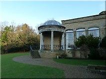 TL3005 : Doric temple, Ponsbourne Park by Rob Farrow