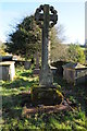 SO4522 : Preaching cross, Garway by Philip Halling
