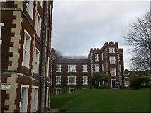 TQ2772 : Block 14 of Springfield University Hospital by David Anstiss