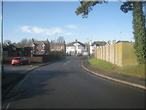 SU6351 : Cordale Road meets Winchester Road by Sandy B