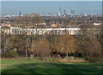 TQ3271 : View from Norwood Park (3) by Stephen Richards