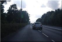 TQ7190 : A1235, westbound by N Chadwick