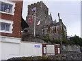 SX8851 : Kingswear Church by Gordon Griffiths