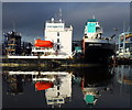 J3475 : The 'Cable Enterprise' at Belfast by Rossographer