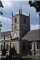 SE3457 : Knaresborough church by Christopher Hilton