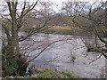 NY7585 : River North Tyne by Les Hull