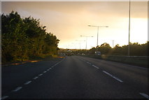 TQ7190 : A127 (Southend Arterial Road ) by N Chadwick