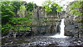 NY8828 : High Force Waterfall by Richard Cooke