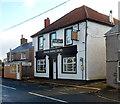 SS8582 : Three Horse Shoes pub, Cefn Cribwr by Jaggery