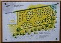 TF0820 : Community Orchard sign by Bob Harvey