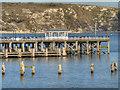 SZ0378 : Swanage Pier by David Dixon