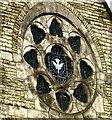 SJ9399 : St Ann's window by Gerald England