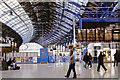 TQ3104 : Brighton station concourse, 2003 by Ben Brooksbank
