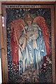 SO5932 : Tapestry, All Saints' church, Brockhampton by Julian P Guffogg