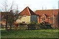 SK8464 : South Scarle Pigeoncote by Richard Croft