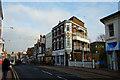 TQ5846 : High Street, Tonbridge, Kent by Peter Trimming