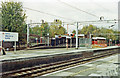 TQ1195 : Bushey station WCML, 1990 by Ben Brooksbank