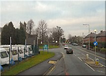 SD9201 : Ashton Road, Bardsley by Gerald England