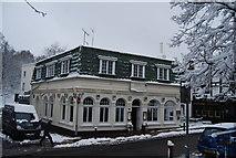 TQ5838 : The Tunbridge Wells Bar by N Chadwick