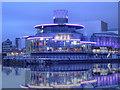 SJ8097 : The Quays Theatre by David Dixon