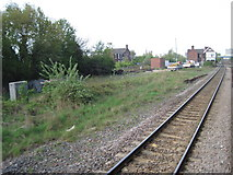 NZ5120 : Cargo Fleet railway station (site), Yorkshire by Nigel Thompson