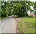 ST5377 : Eastern end of Penpole Lane, Bristol BS11 by Jaggery