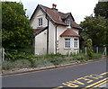 ST5377 : Grade II listed Wood Lodge, Shirehampton, Bristol by Jaggery