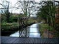 SE2712 : Bridge over The Cut, Bretton by John Goldsmith