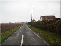 TF3686 : Lane to Stewton by Chris