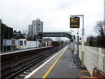 TQ2976 : Wandsworth Road Station by Dr Neil Clifton