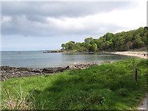 J4782 : Swineley Bay from the North Down Coastal Path by Eric Jones