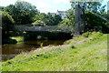 SN6322 : The Swing Bridge, Llandeilo by Jaggery