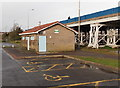 ST1166 : Public toilets, Harbour Road car park, Barry Island by Jaggery