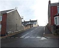 ST1166 : Bromfield Road, Barry Island by Jaggery