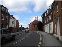 TR1458 : Station Road West, Canterbury by Richard Vince
